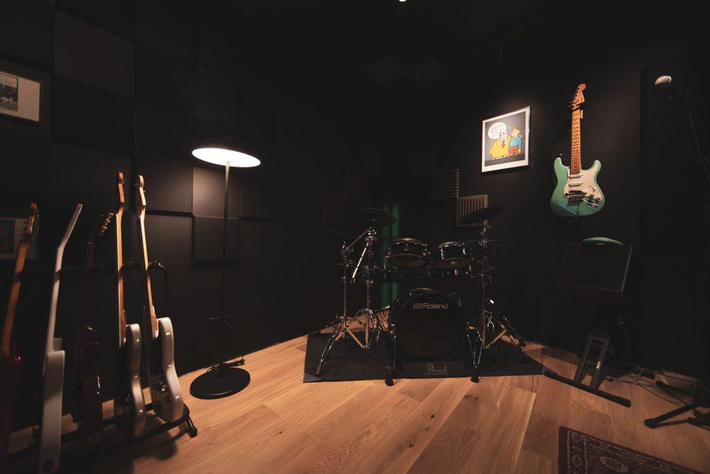 Roland vad 306 v-drums acoustic design 5 fûts