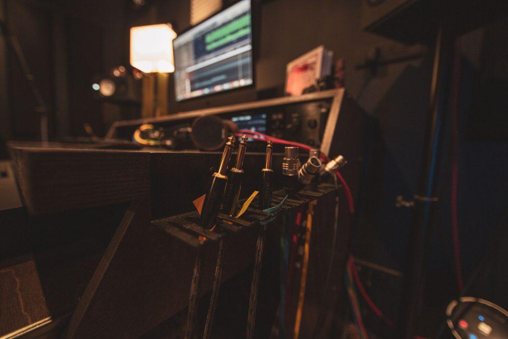 Connectique (câbles guitares et xlr micros)